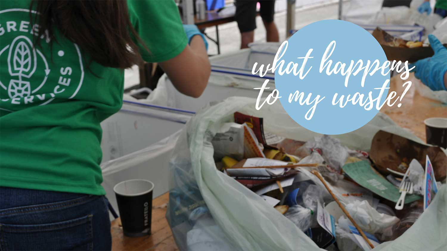 What Happens To Your Waste At A Green Event?