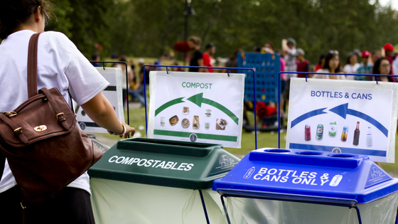 We Do Responsible Event Waste Management